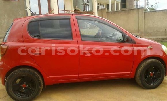 Buy Used Toyota Vitz Red Car in Kigali in Rwanda