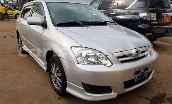 Acheter Occasion Voiture Toyota Runx Beige à Kigali, Rwanda