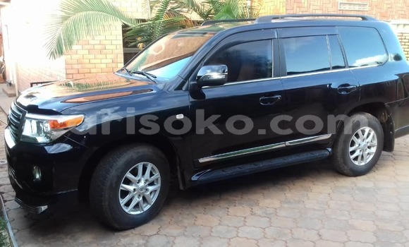 Buy Imported Toyota Land Cruiser Blue Car in Kigali in Rwanda