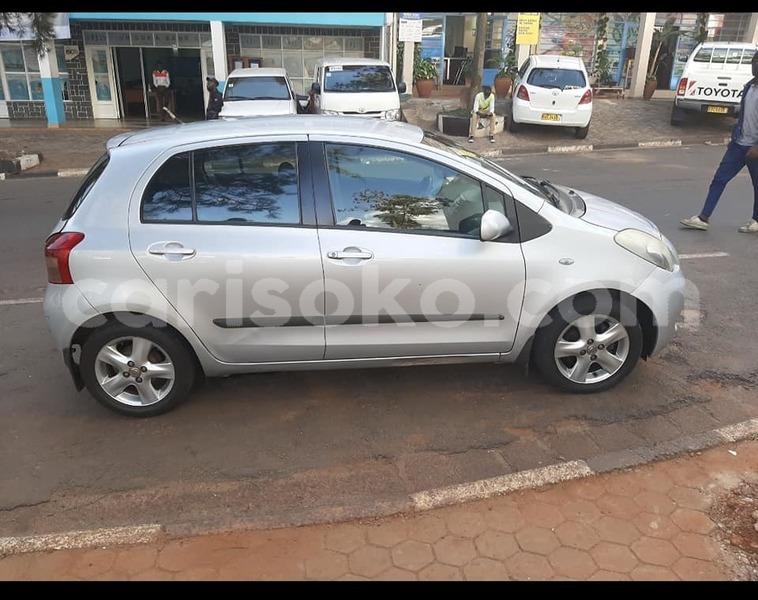 Big with watermark toyota yaris rwanda kigali 12578