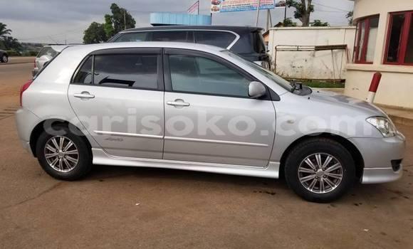 Buy Imported Toyota Runx Silver Car in Kigali in Rwanda