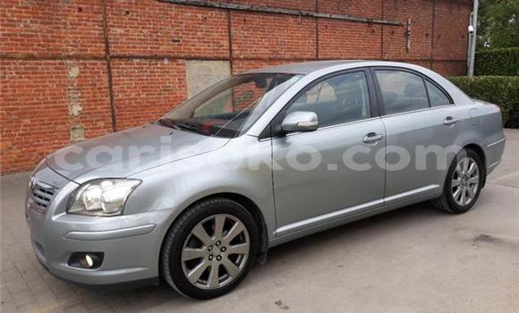 Buy Imported Toyota Avensis Silver Car in Kigali in Rwanda