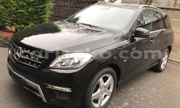 Buy Imported Mercedes‒Benz ML–Class Black Car in Kigali in Rwanda