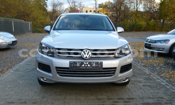 Buy Import Volkswagen Touareg Silver Car in Bokwango in Rwanda
