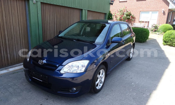 Buy Imported Toyota Corolla Black Car in Gisenyi in Gisenyi
