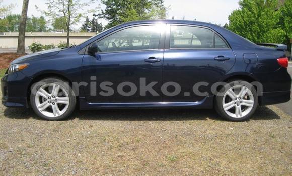 Buy Imported Toyota Corolla Blue Car in Kigali in Rwanda