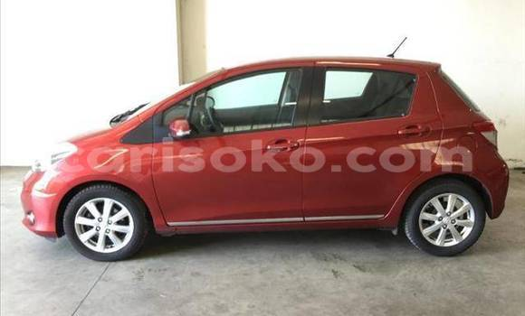 Buy Import Toyota Yaris Black Car in Kigali in Rwanda