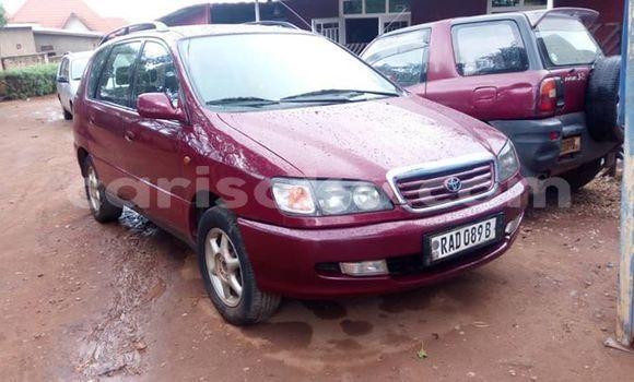 Buy Used Toyota Picnic Red Car in Kigali in Rwanda