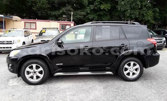 Buy Used Toyota RAV 4 Black Car in Kigali in Rwanda
