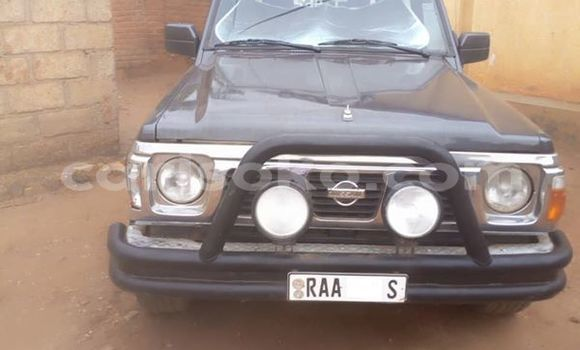Acheter Occasion Voiture Nissan Patrol Noir à Kigali, Rwanda