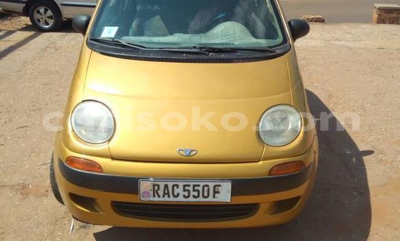 Acheter Occasion Voiture Daewoo Matiz Autre à Kigali, Rwanda