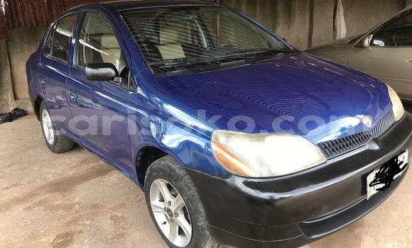 Acheter Occasion Voiture Toyota Echo Bleu à Kigali, Rwanda