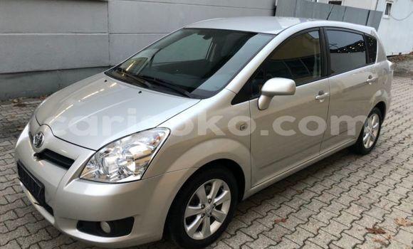 Buy Import Toyota Corolla Verso Silver Car in Gisenyi in Gisenyi