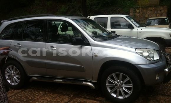 Buy Used Toyota 4Runner Black Car in Gicumbi in Rwanda