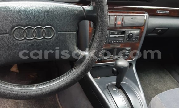 Buy Used Audi A4 Silver Car in Kigali in Rwanda