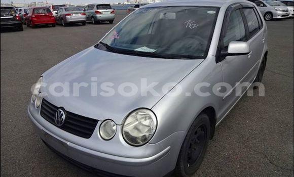 Buy Used Volkswagen Polo Black Car in Gicumbi in Rwanda