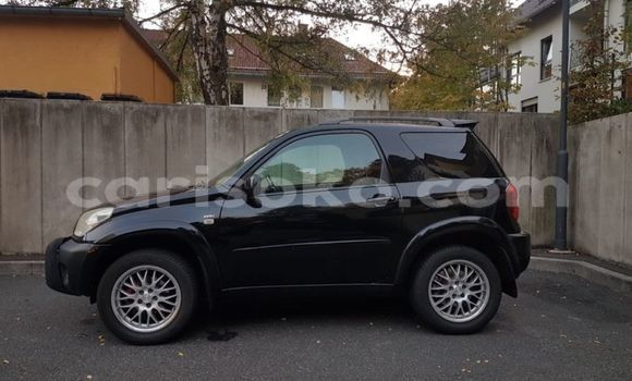 Acheter Occasion Voiture Toyota RAV 4 Noir à Kigali, Rwanda