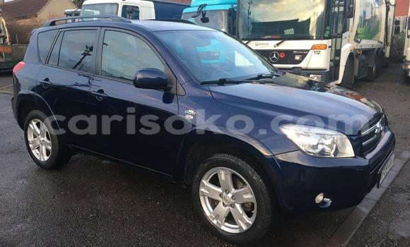 Gura Yakoze Toyota RAV4 Blue Imodoka i Kigali mu Rwanda