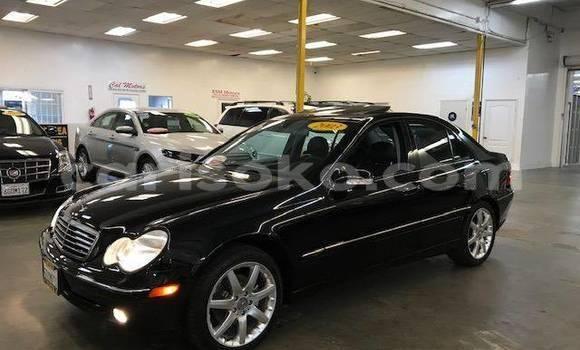 Acheter Occasion Voiture Mercedes-Benz C-klasse Noir à Kigali, Rwanda