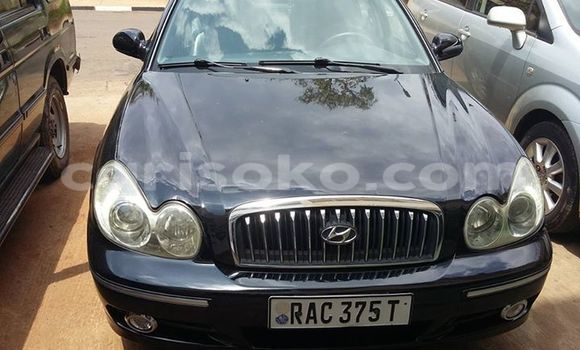 Buy Used Hyundai Sonata Black Car in Gicumbi in Rwanda