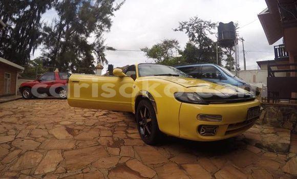 Acheter Occasion Voiture Toyota Celica Noir à Gicumbi au Rwanda