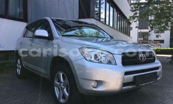 Buy Import Toyota RAV4 Silver Car in Rwamagana in Rwanda