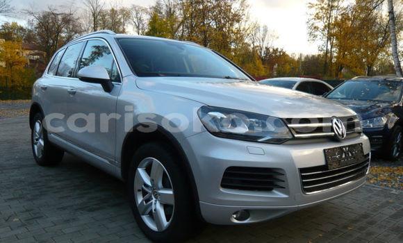 Buy Import Volkswagen Touareg Silver Car in Rubavu in Rwanda