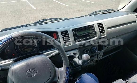 Acheter Occasions Voiture Toyota Highlander Noir à Gicumbi au Rwanda