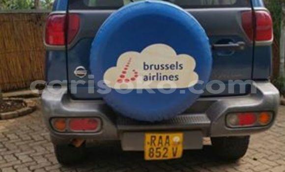 Acheter Occasion Voiture Nissan Terrano Noir à Gicumbi au Rwanda