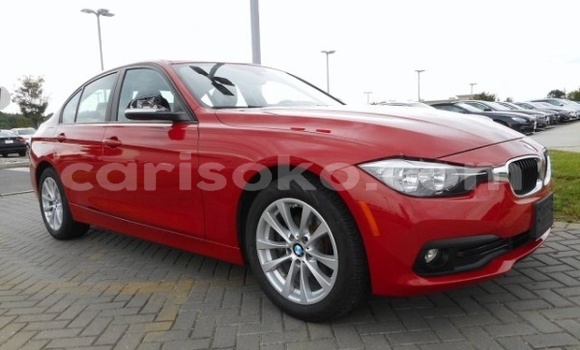 Buy Imported BMW 3–Series Red Car in Kigali in Rwanda