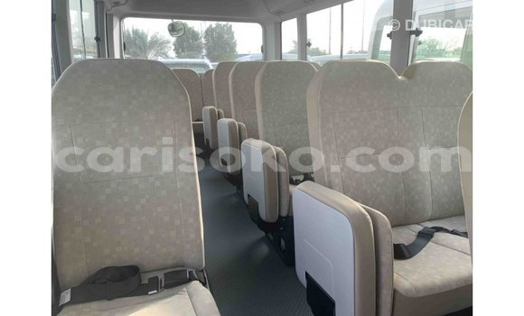 Buy Import Toyota Coaster White Car in Import - Dubai in Rwanda