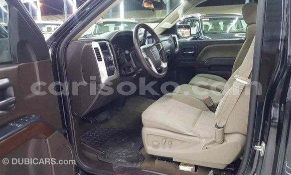 Buy Import GMC Sierra Black Car in Import - Dubai in Rwanda