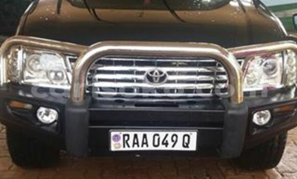 Acheter Occasion Voiture Toyota Prado à Gicumbi au Rwanda