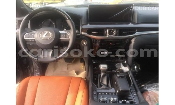 Buy Imported Lexus LX Blue Car in Gicumbi in Rwanda