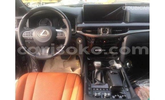 Gura Imported Lexus LX Blue Imodoka i Import - Dubai mu Rwanda