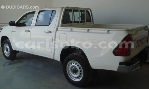 Buy Import Toyota Hilux White Car in Import - Dubai in Rwanda