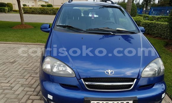 Buy Used Daewoo Matiz Blue Car in Musanze in Rwanda