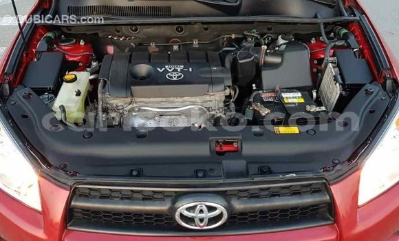 Buy Import Toyota RAV4 Red Car in Import - Dubai in Rwanda