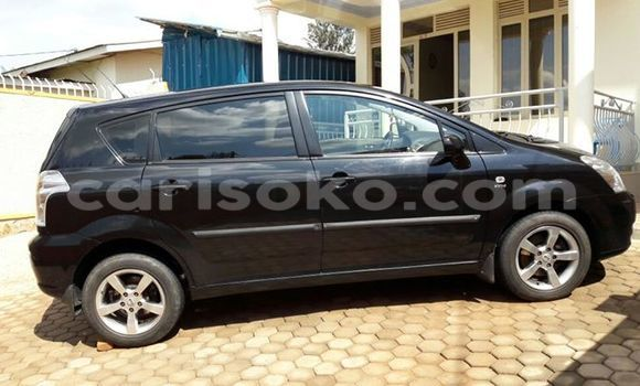Buy Used Toyota Verso Black Car in Gicumbi in Rwanda