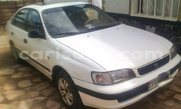 Buy Used Toyota Carina White Car in Gicumbi in Rwanda