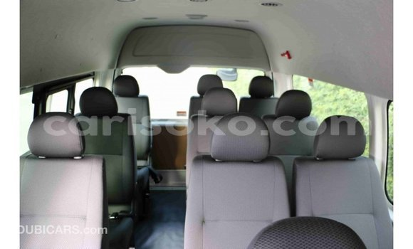 Buy Import Toyota Hiace White Car in Import - Dubai in Rwanda