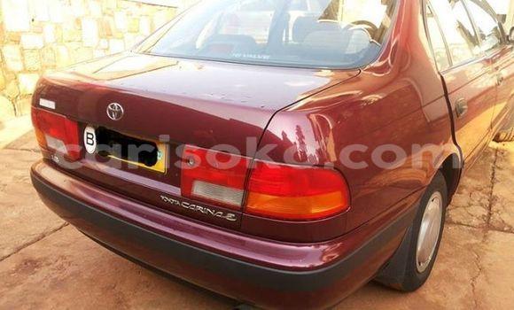 Acheter Occasion Voiture Toyota Carina Rouge à Gicumbi au Rwanda
