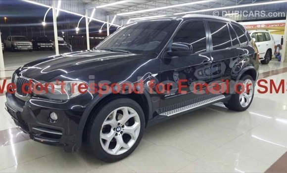 Buy Import BMW X5 Black Car in Import - Dubai in Rwanda