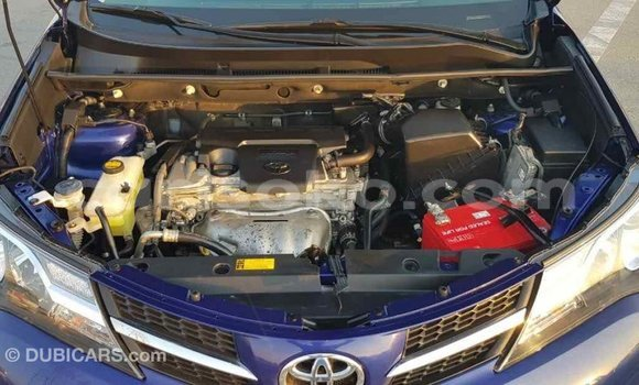 Buy Import Toyota RAV4 Blue Car in Import - Dubai in Rwanda