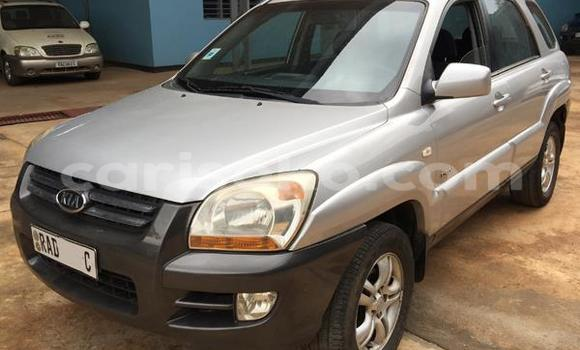 Buy Used Kia Sportage Silver Car in Gicumbi in Rwanda