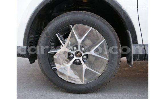 Buy Import Toyota RAV4 White Car in Import - Dubai in Rwanda