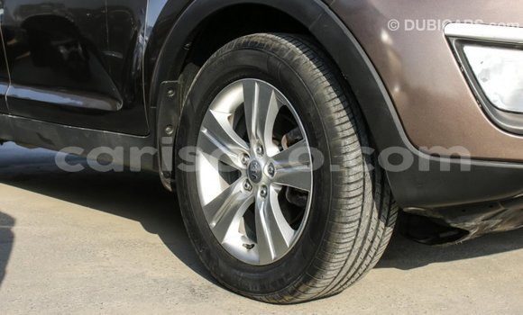 Buy Import Kia Sportage Brown Car in Import - Dubai in Rwanda