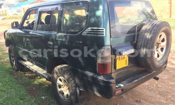 Buy Used Toyota Land Cruiser Prado Car in Gicumbi in Rwanda