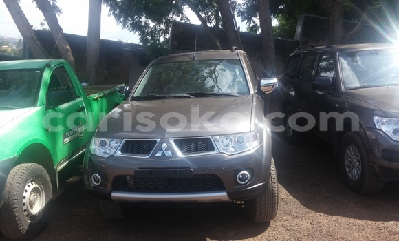 Buy New Mitsubishi Pajero Black Car in Kigali in Rwanda