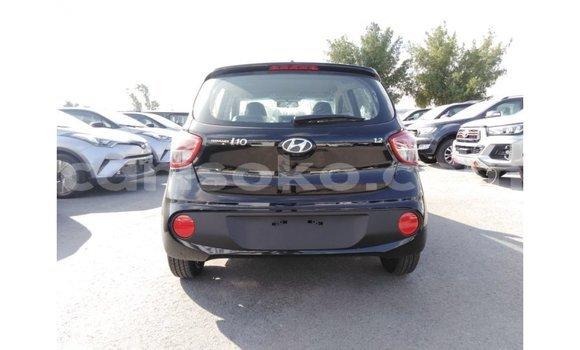 Buy Import Hyundai i10 Black Car in Import - Dubai in Rwanda